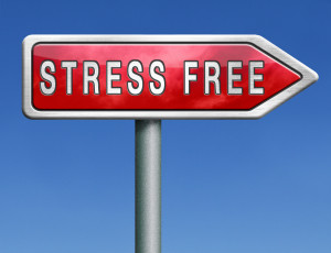 stress free work zone office job or life by yoga and relaxation